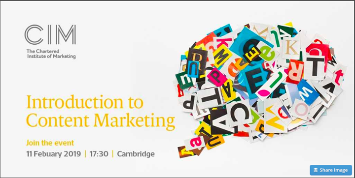 Marketing Society: Cambridge: CIM Club - An Introduction to Marketing