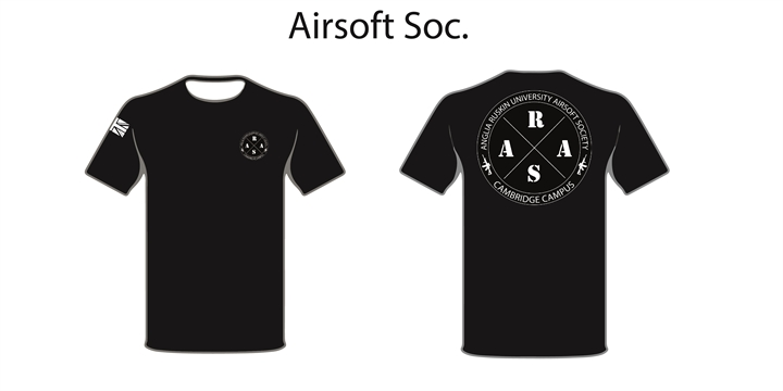 Airsoft Society T-Shirt  £25