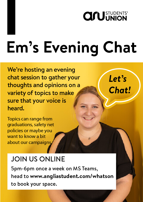 Em's Evening chat's