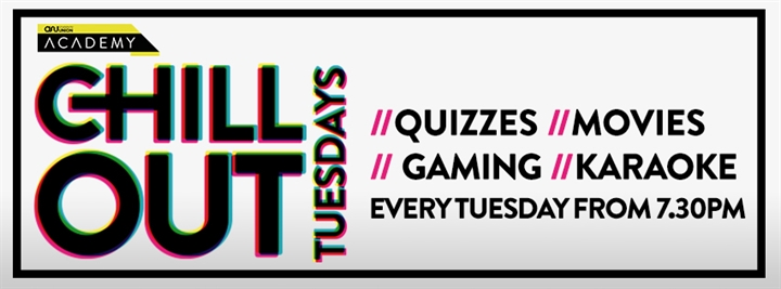 Chillout Tuesdays' Quiz Night