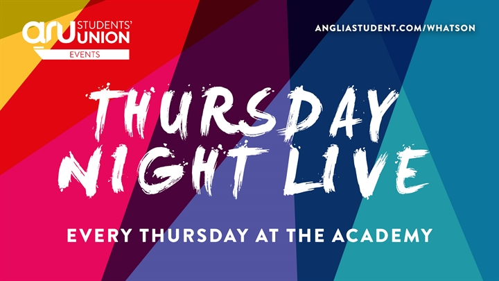 ARU Pop Society Hosts Thursday Night Live