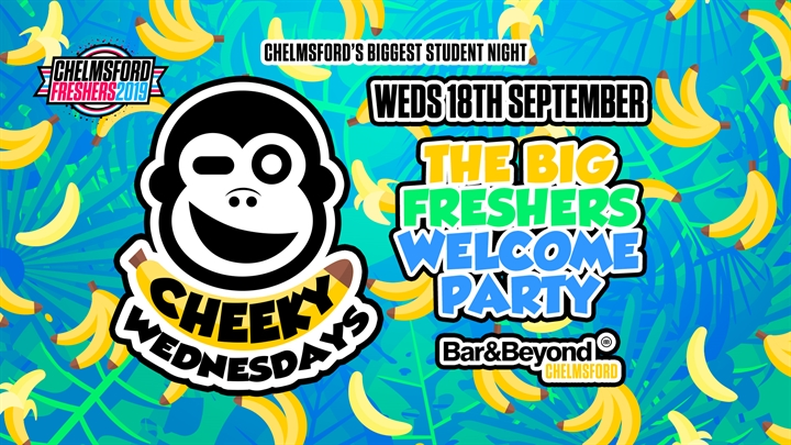 Cheeky Wednesdays Welcome Party