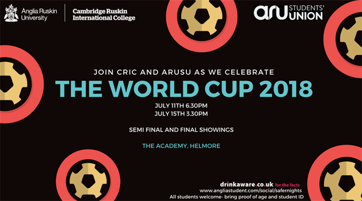 CRIC Presents: The World Cup Final