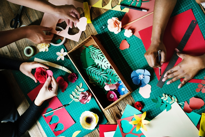 Give It a Go: Crafternoon (Cambridge)