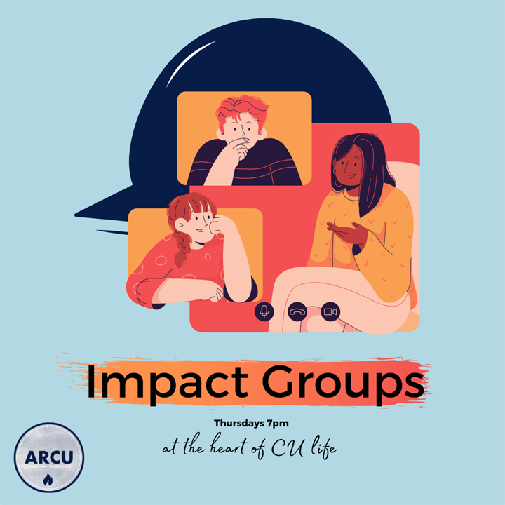 Christian Union: Impact Groups