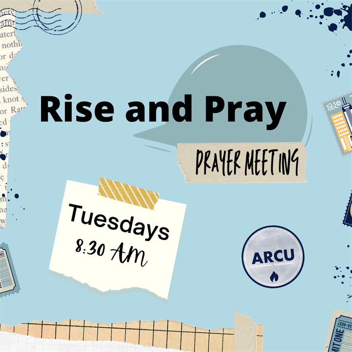 Christian Union: Rise & Pray