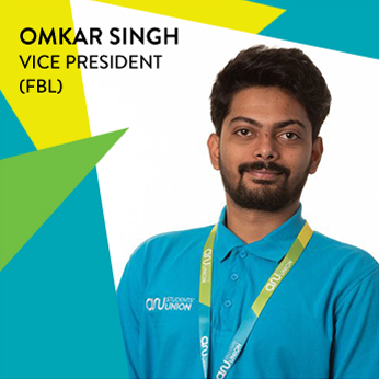 Omkar Singh. Vice President Business and Law